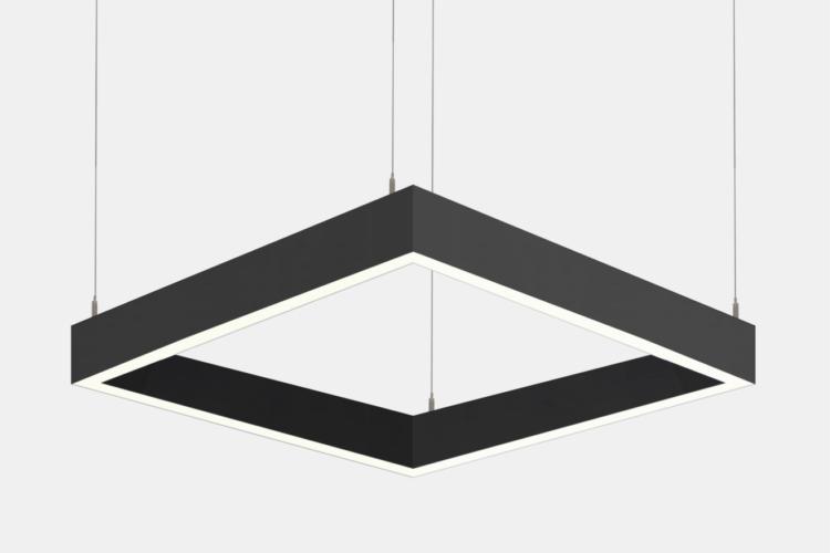 Серия Kvadrat. Квадратные и прямоугольные светодиодные светильники купить во Владимире