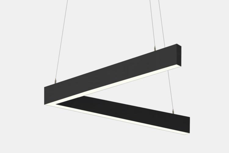 Серия Style. Угловые светодиодные светильники купить во Владимире