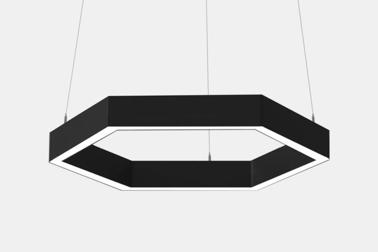 Серия Geks. Многоугольные светодиодные светильники купить во Владимире