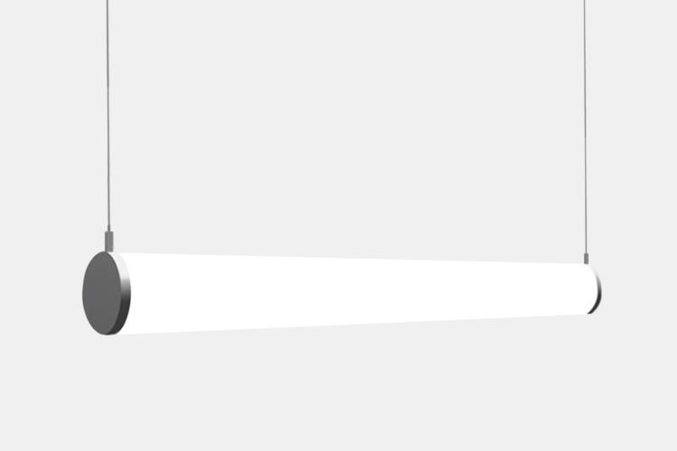 Серия Roll. Светодиодные светильники в форме трубки купить во Владимире