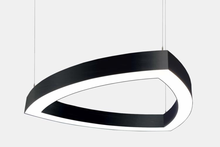 Серия Triangle-H. Светодиодные светильники треугольной формы купить во Владимире